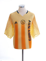 2004-05 Ajax Away Shirt *Mint*