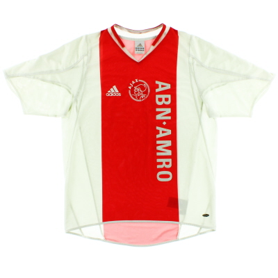 2004-05 Ajax Home Shirt M