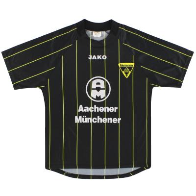 2004-05 Alemannia Aachen Jako Home Shirt XS