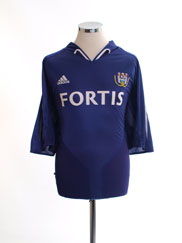 2004-05 Anderlecht Away Shirt XXL