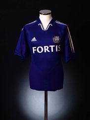 2004-05 Anderlecht Away Shirt L