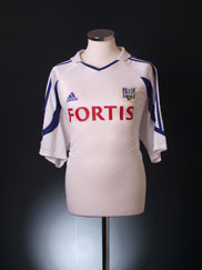 2004-05 Anderlecht Home Shirt XL