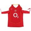 2004-05 Arsenal Nike Home Shirt Vieira #4 M