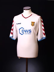 2004-05 Aston Villa Away Shirt Y