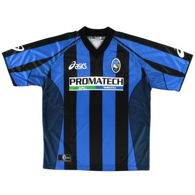 2004-05 Atalanta '12° Uomo' Home Shirt XL
