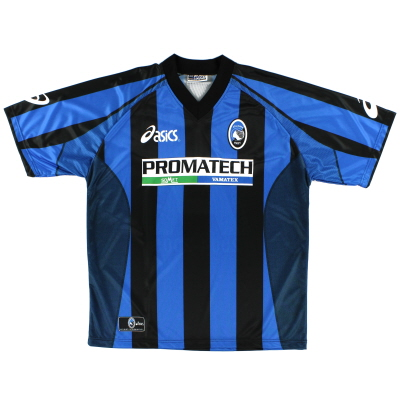2004-05 Atalanta '12° Uomo' Home Shirt