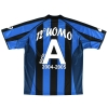 2004-05 Atalanta '12° Uomo' Home Shirt XL
