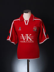 2004-05 Barnsley Home Shirt L
