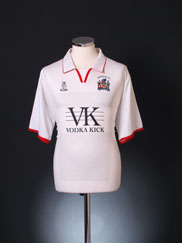 2004-05 Barnsley Third Shirt L