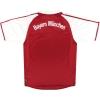 2004-05 Bayern Munich adidas Home Shirt M