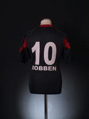2004-05 Bayern Munich Champions League Shirt Robben #10 S