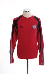 2004-05 Bayern Munich Training Jumper L