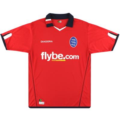 2004-05 Birmingham Diadora Away Shirt M