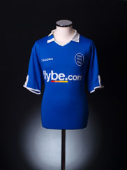 2004-05 Birmingham Home Shirt  XL