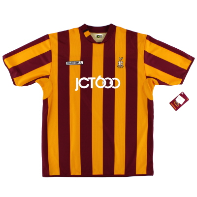 2004-05 Bradford City Diadora Home Shirt *w/tags* XL