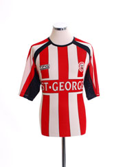 2004-05 Brentford Home Shirt L