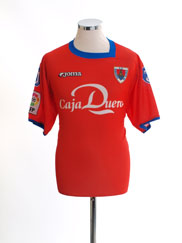 2004-05 CD Numancia Home Shirt M