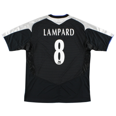2004-05 Chelsea Away Shirt Lampard #8 S.Boys