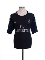 2004-05 Chelsea Away Shirt M