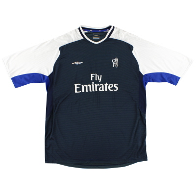 2004-05 Chelsea Training Shirt XXL