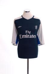 2004-05 Chelsea Training Shirt *Mint* L