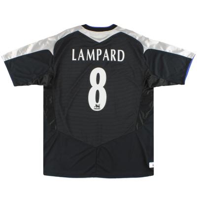 2004-05 Chelsea Umbro Away Shirt Lampard #8 *Mint* XL