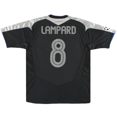 2004-05 Chelsea Umbro CL Away Shirt Lampard #8 *w/tags* XL
