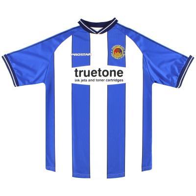 Chester FC  home φανέλα (Original)