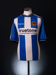 2004-05 Chester Home Shirt XL