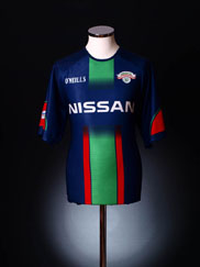 2004-05 Cork City Away Shirt S