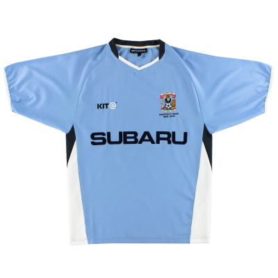 2004-05 Coventry Home Shirt S