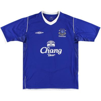 2004-05 Everton Umbro Home Shirt S