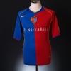 2004-05 FC Basel Home Shirt Rossi #33 M