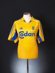 2004-05 FC Brondby Home Shirt M