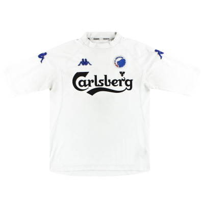2004-05 FC Copenhagen Kappa Home Shirt M