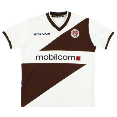 2004-05 FC St. Pauli Away Shirt S