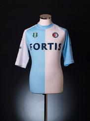 2004-05 Feyenoord Away Shirt XL