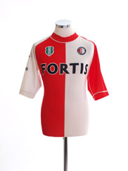 2004-05 Feyenoord Home Shirt 4XL