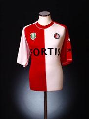 2004-05 Feyenoord Home Shirt XXL