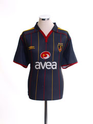 2004-05 Galatasaray Away Shirt L