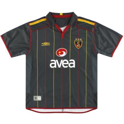 2004-05 Galatasaray Umbro Away Shirt XL