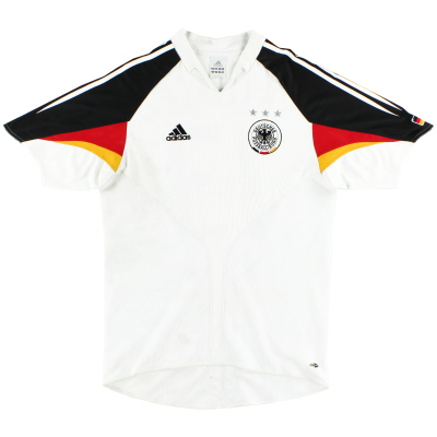2004-05 Germany Home Shirt M