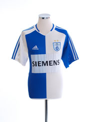 2004-05 Grasshoppers Home Shirt S