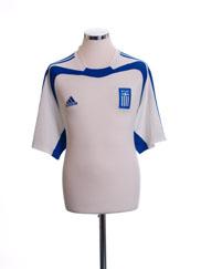 2004-05 Greece Away Shirt L