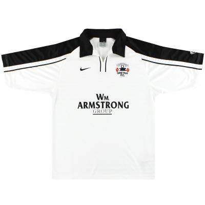 Gretna FC 2008  home shirt (Original)