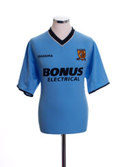 2004-05 Hull City Away Shirt M