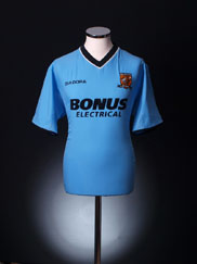 2004-05 Hull City Away Shirt XL