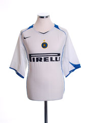 2004-05 Inter Milan Away Shirt XL
