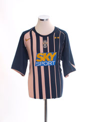 2004-05 Juventus Away Shirt M