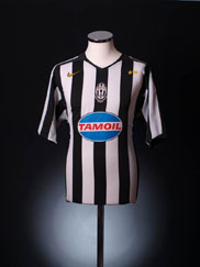 2004-05 Juventus CL Shirt S